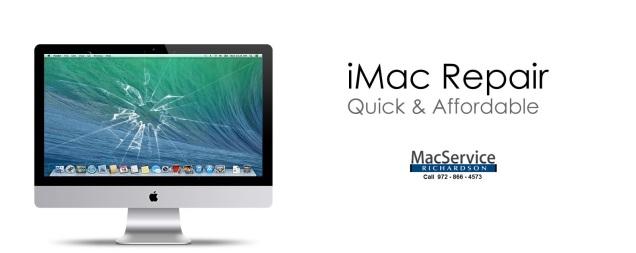 imac screen repair richardson