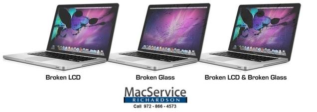 macbook screen repair richardson